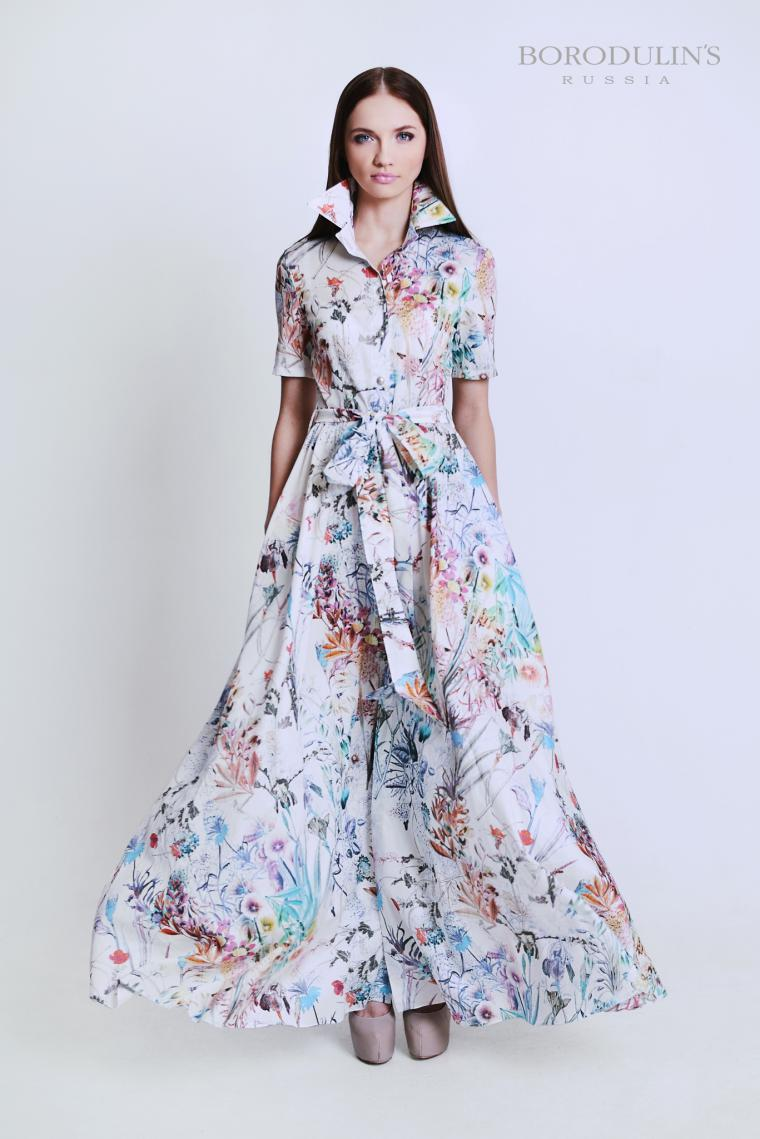 летнее платье, платье на заказ