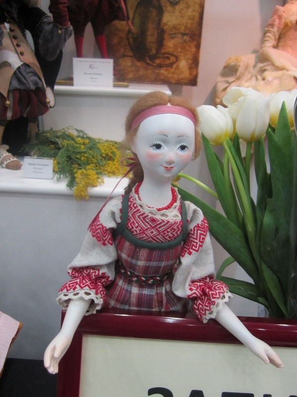 Немного Весеннего бала кукол... Фото, фото № 13