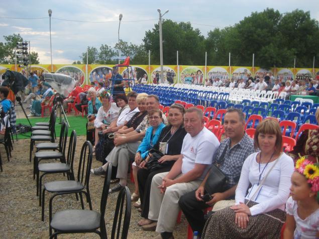 Международный фестиваль славянской культуры. Славянск-на- Кубани 2013., фото № 23