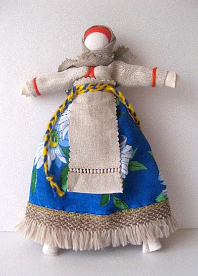 мастер-класс, обережная кукла, русские традиции, славяне