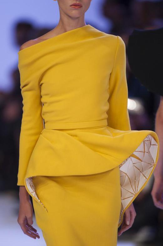Stephane Rolland Haute Couture весна-лето 2014, фото № 72