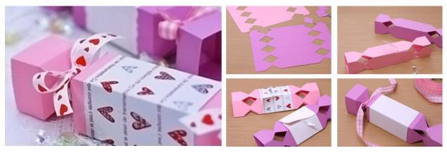 Влюбленное сердце. Оригинальные идеи упаковки подарка., фото № 38