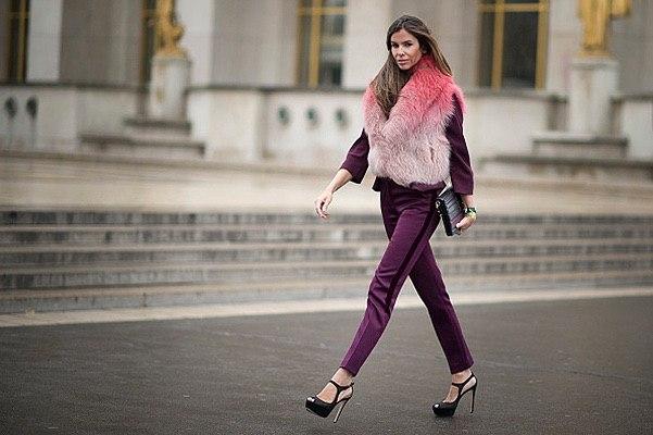 fashion, fur, стиль