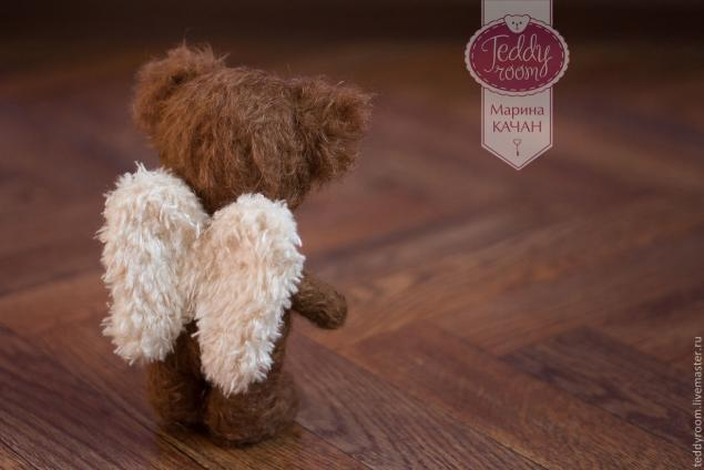 Angel Wings For Teddy Bear Or Doll, фото № 7