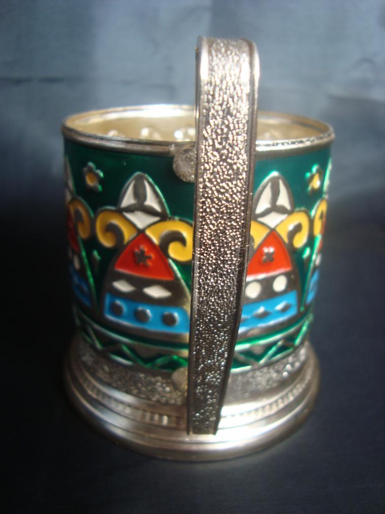 ретро стиль, подстаканник алюминий, старый подстаканник, подарок коллекционеру, скидка 5%