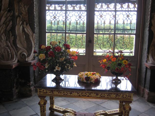 цветы из полимерной глины, кусково, волхонская