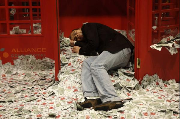10 способов оригинально подарить деньги, фото № 19