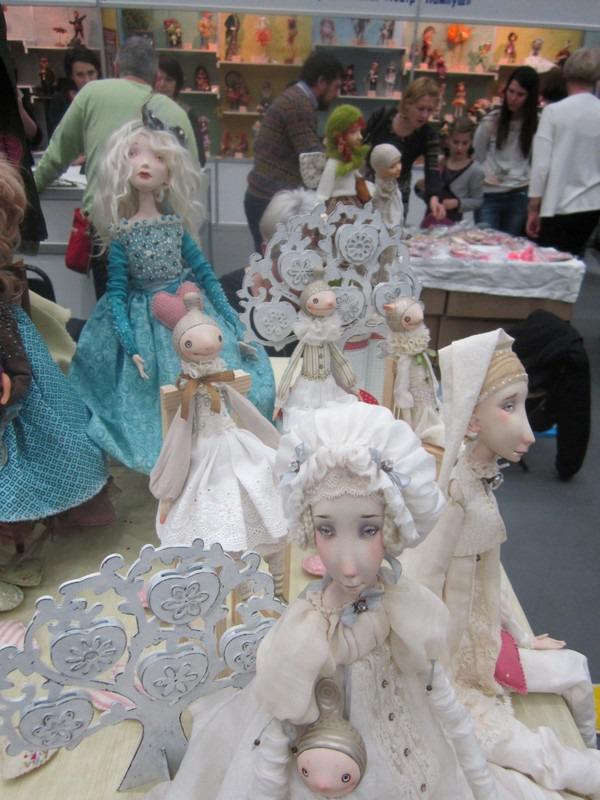 Немного Весеннего бала кукол... Фото, фото № 11