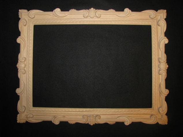 рама для зеркала, заготовки