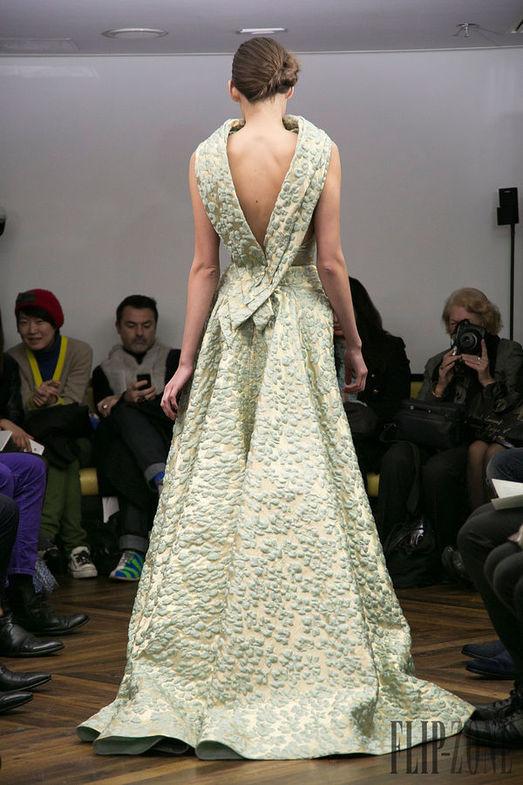 Tony Yaacoub Haute Couture весна-лето 2014, фото № 8