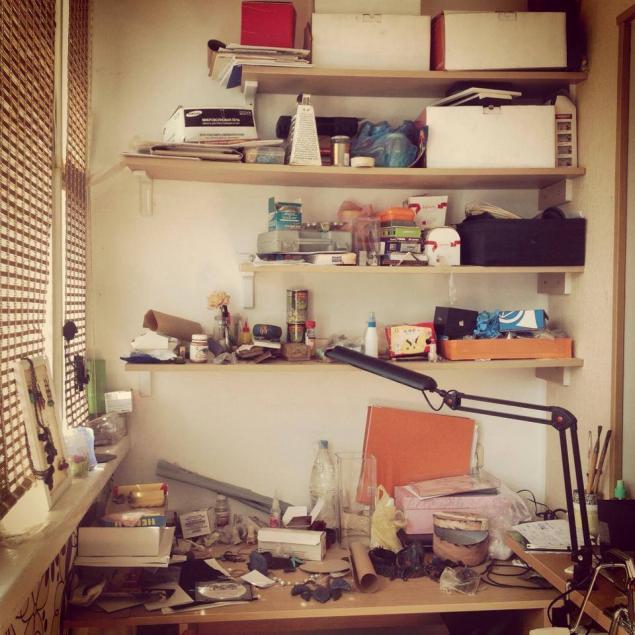 творчество, уборка, рабочий процесс