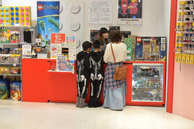 Дикий забег по Токио. День третий. Одайба., фото № 77
