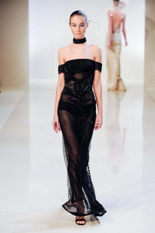 Dilek Hanif Haute Couture весна-лето 2014, фото № 27