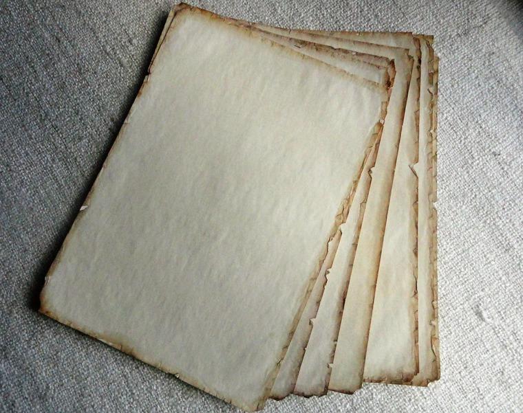 бумага ручной работы