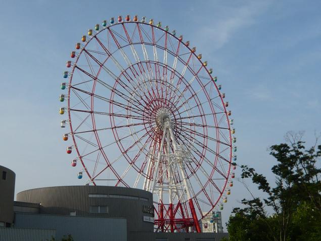 Дикий забег по Токио. День третий. Одайба., фото № 7