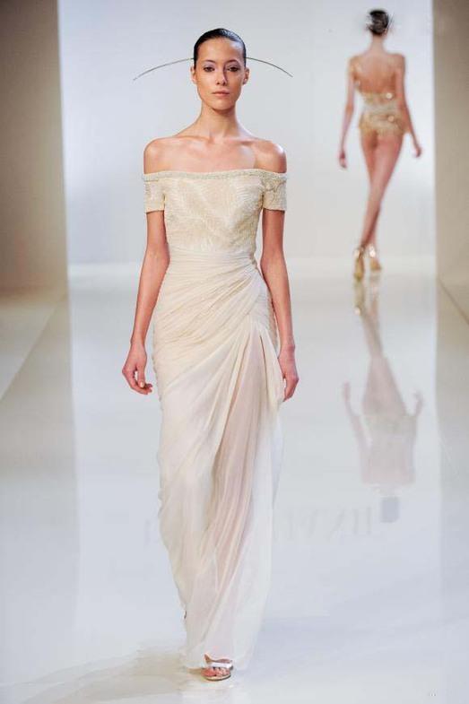 Dilek Hanif Haute Couture весна-лето 2014, фото № 3