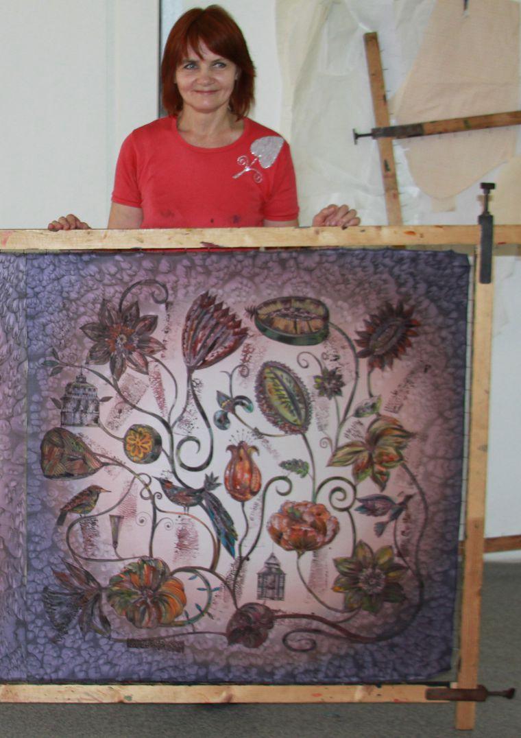 батик, роспись по шёлку, резерв, натуральный шёлк, атлас шелк 100%, материалы для батика, контур для батика