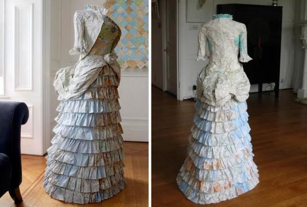 Как делать платье из своими руками