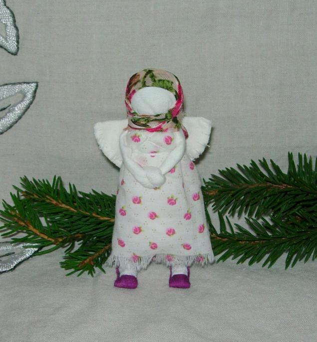 традиционная кукла, занятия по кукле, русская кукла, подарок своими руками