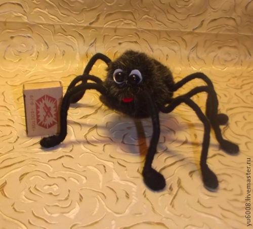 Сшить своими руками паук