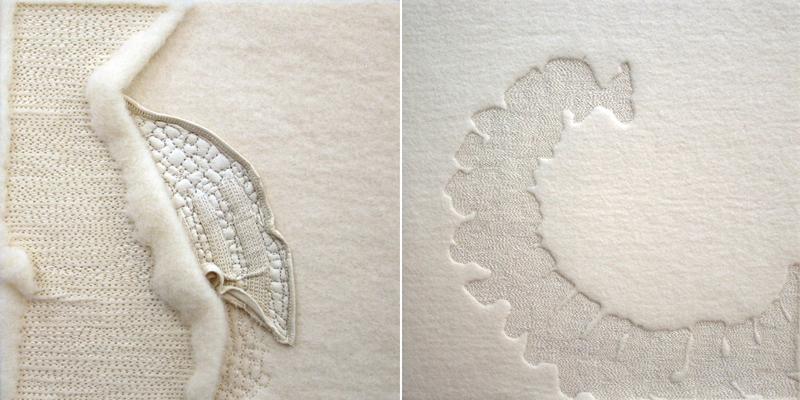 Белый войлок, фото № 12