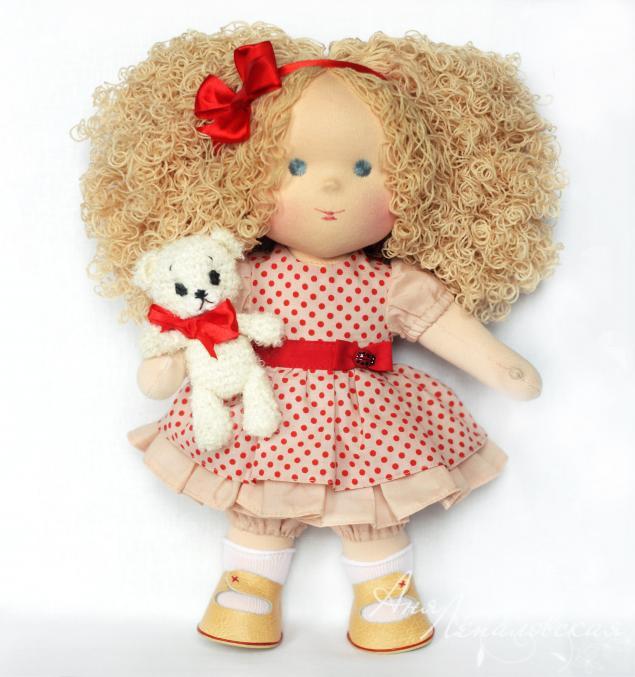 аукцион, вальдорфская кукла