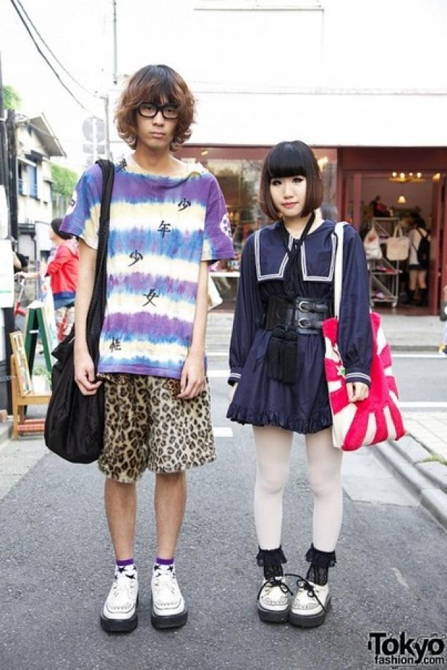 Вязание по-японски