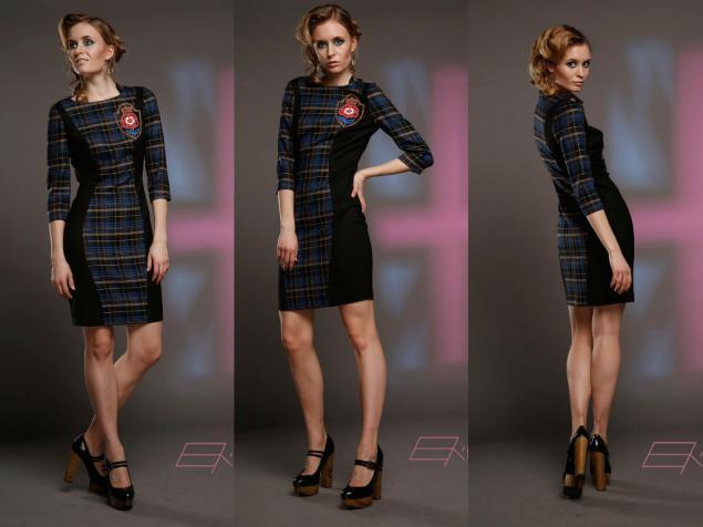 платье на заказ, итальянские ткани, тенденции, англия, гранж