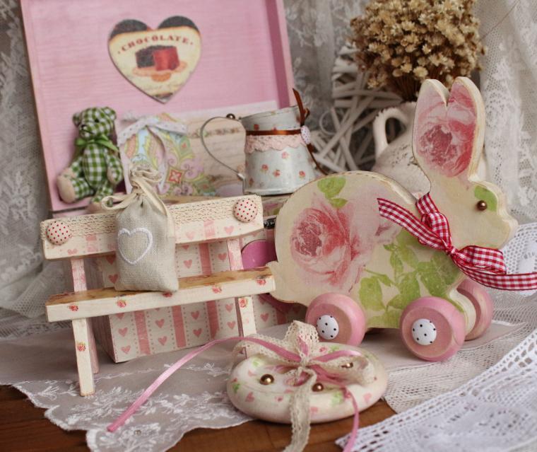 игрушки, набор для девочки