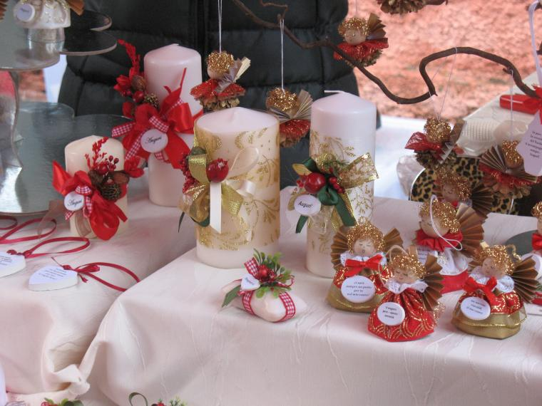 Рождественская рукодельная ярмарка в Санта-Мария-Маджоре, фото № 46