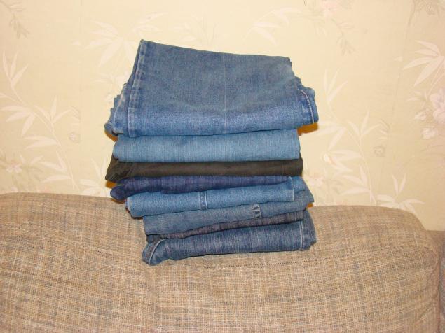 джинсы, отдам даром