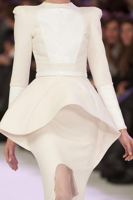 Stephane Rolland Haute Couture весна-лето 2014, фото № 97