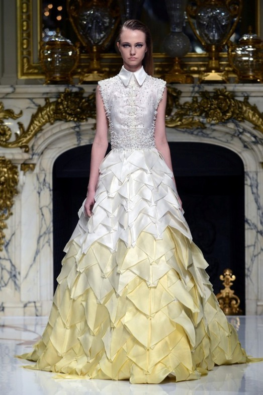 Charlotte Licha Haute Couture весна-лето 2014, фото № 23