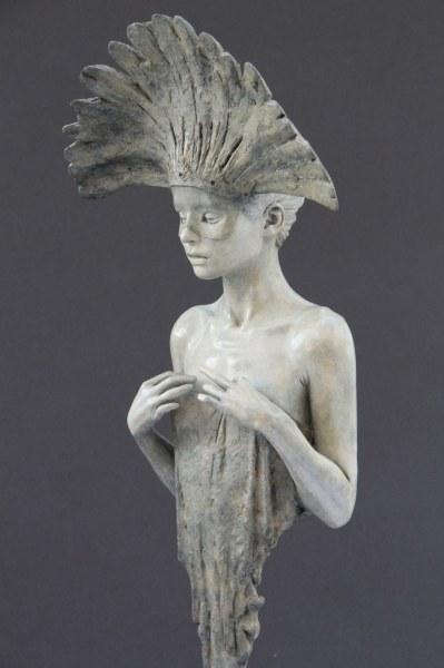 Красота женщины в утонченных скульптурах (14 фото)