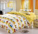 постельное белье, широкий отрез, красивые детские ткани