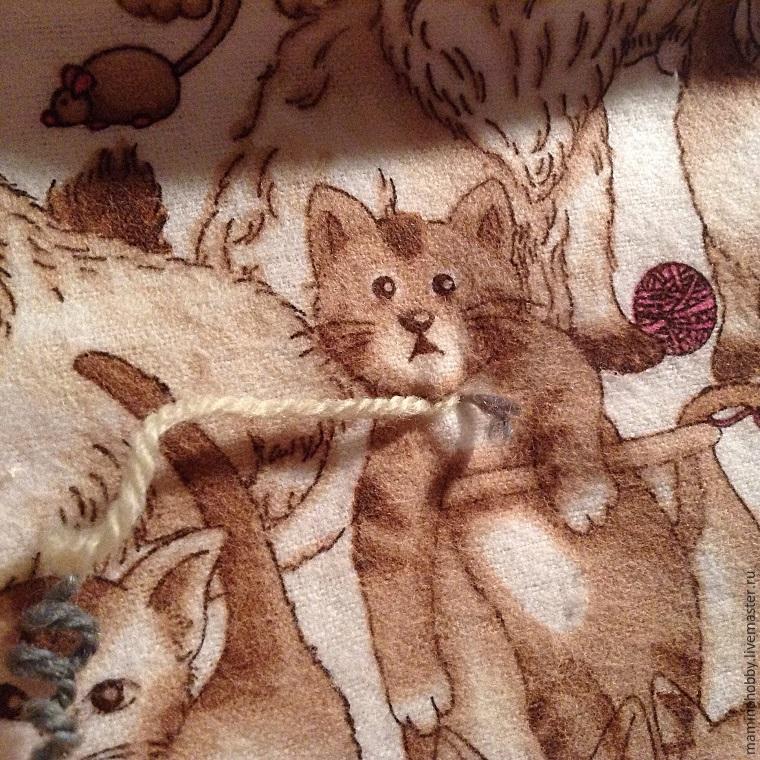 Шьем двустороннее байковое одеялко за 20 минут, фото № 38