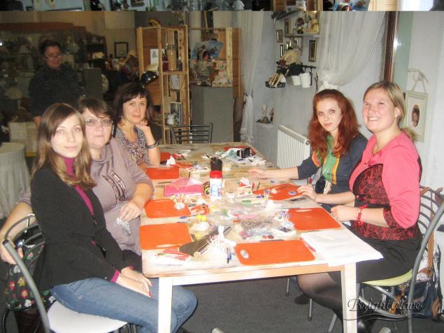 мастер-класс лепка, обучение полимерной глине