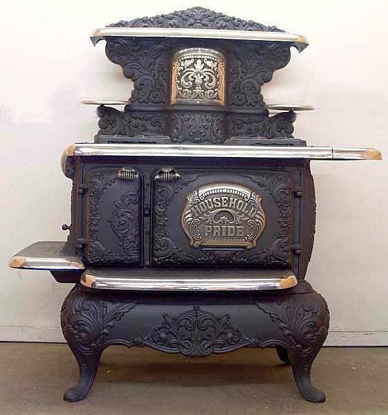 печка в квартире