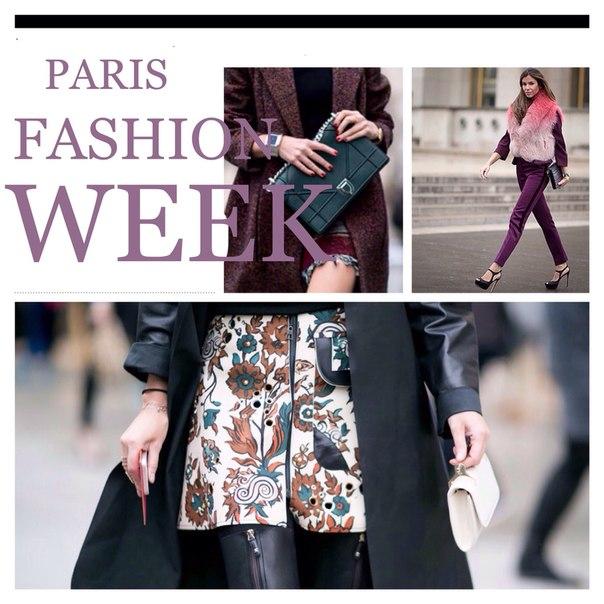 paris, streetstyle, мода, мех