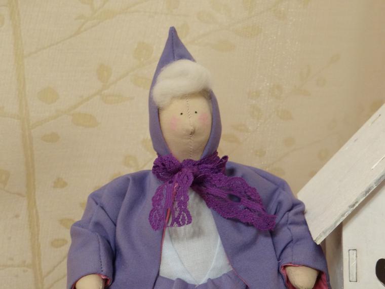 тильда, интерьерная кукла, для интерьера