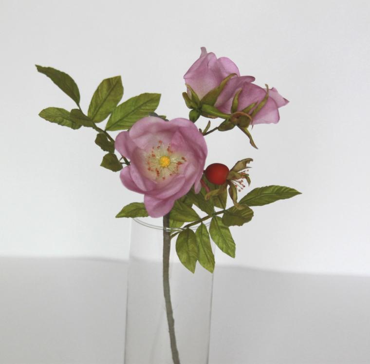 мастер класс, цветы ручной работы