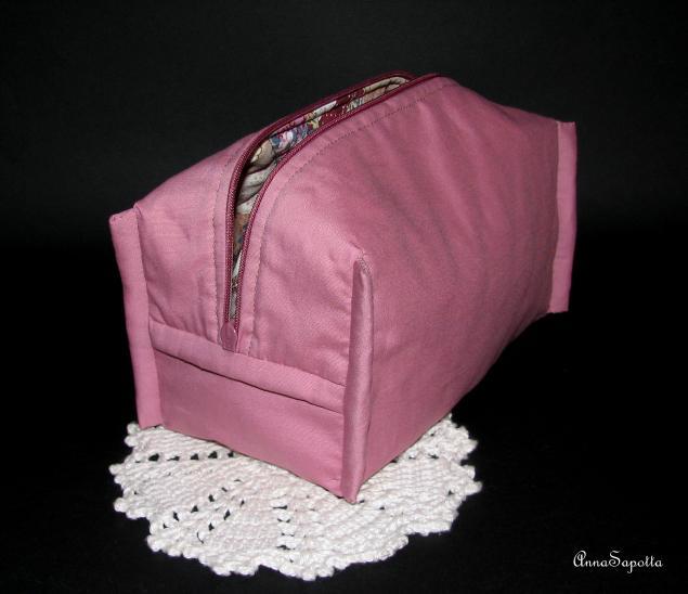 женственность, женский аксессуар, лен, органайзер для сумки
