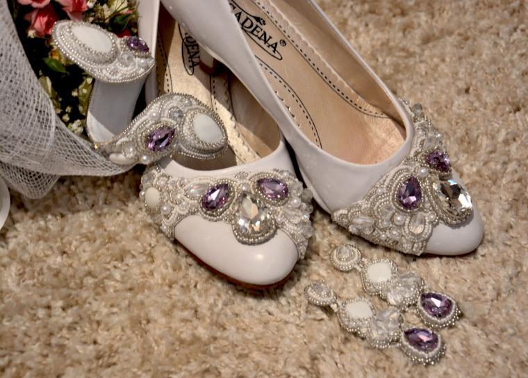 свадьба, авторские украшения