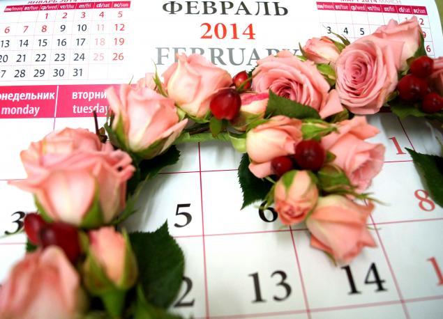 холодный фарфор, мастер-класс по цветам, день всех влюбленных, белла роза
