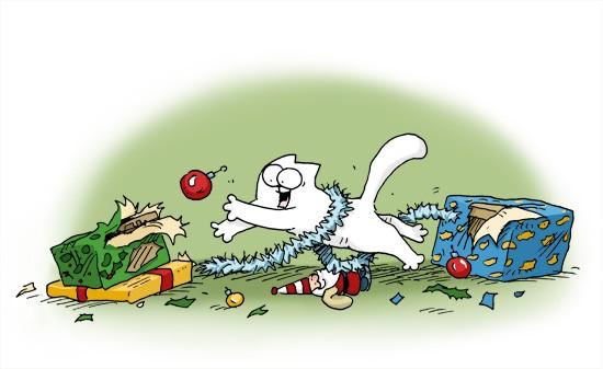 праздники и кошки