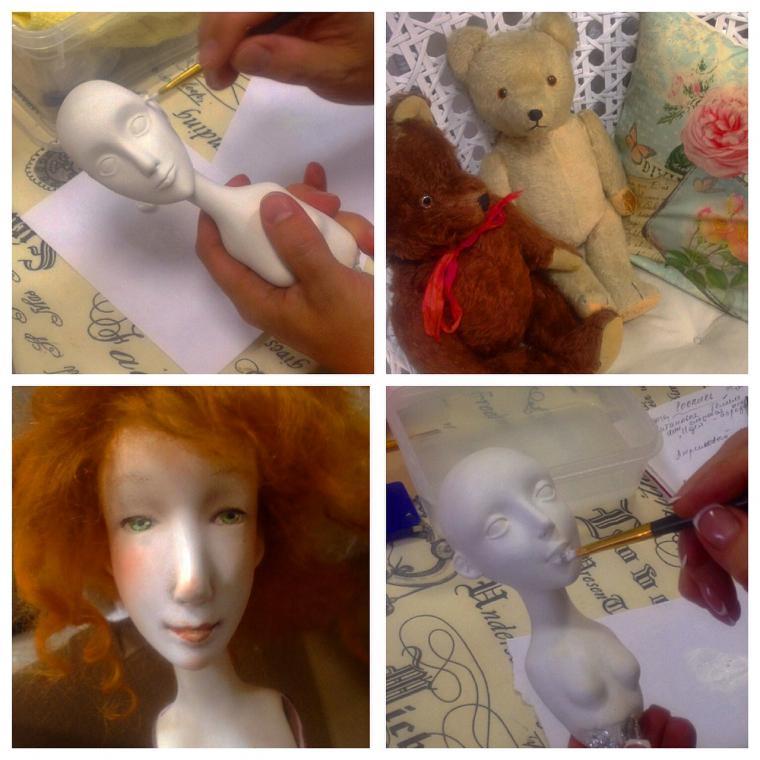 Кукла своими руками мастер класс для детей