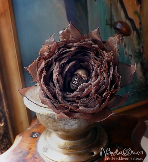 цветы, необычный подарок
