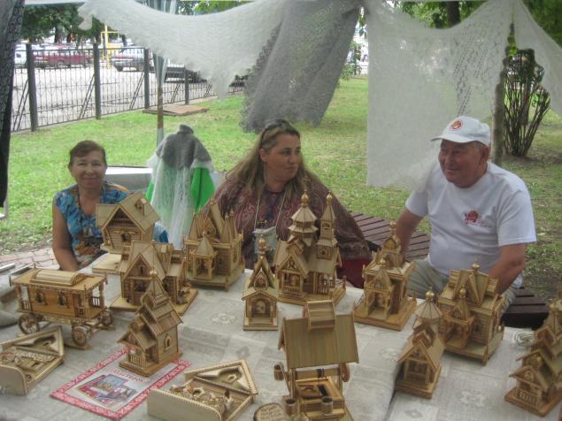 Международный фестиваль славянской культуры. Славянск-на- Кубани 2013., фото № 13