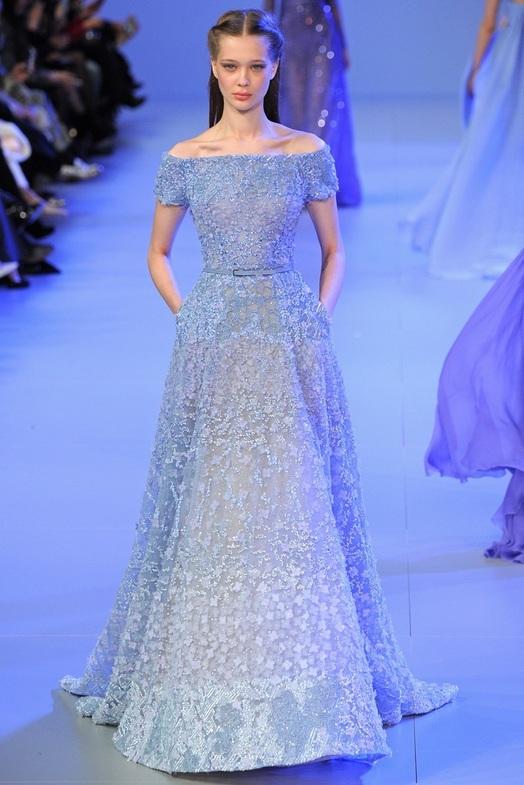 Elie Saab Haute Couture Весна-Лето 2014, фото № 32