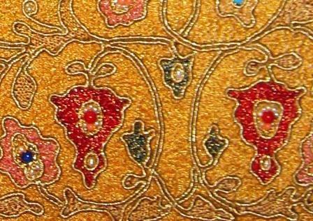 золотное шитье, мастер-класс, обучение золотному шитью